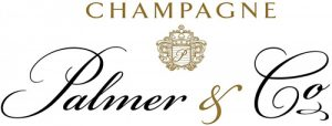logo champagne Palmer & co