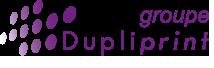 logo dupli print